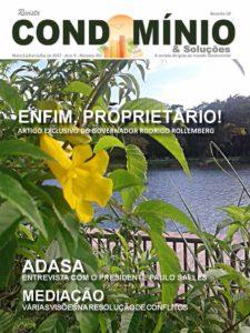 Revista COndomínio & Soluções - Edição XV